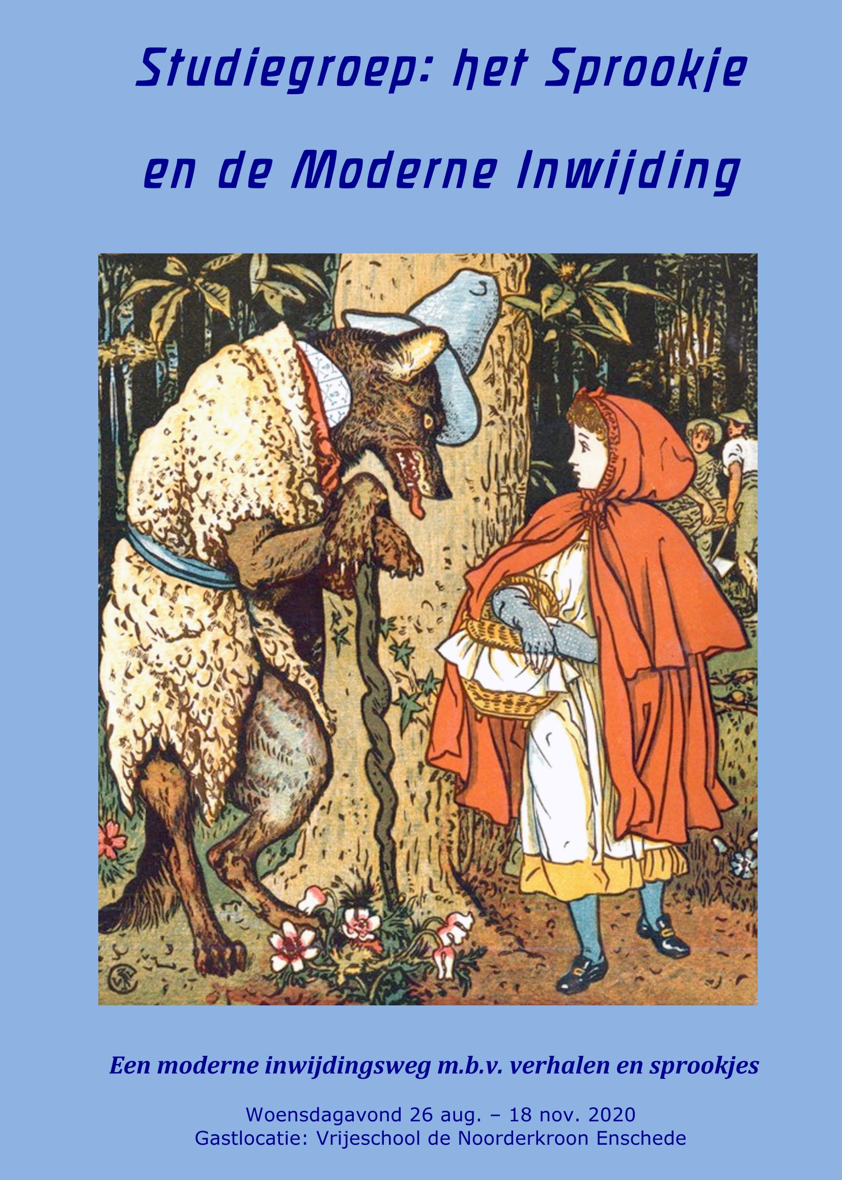 Het Sprookje en de Moderne Inwijding